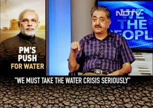 Manohar Khushalani one of the well known Environmentalists of India