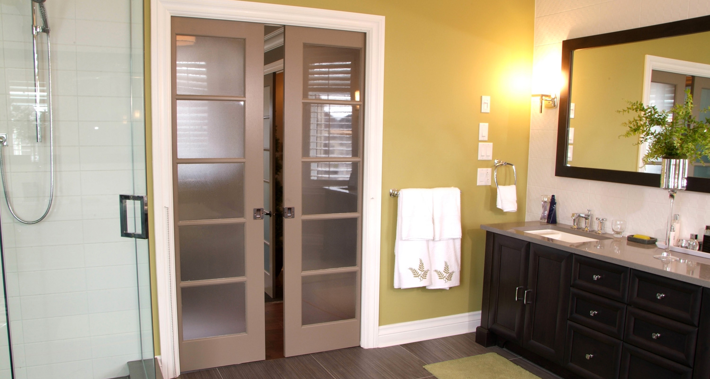 Milette 3050 5 Lite French Interior Doors