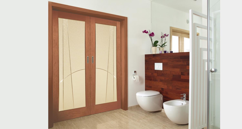 Milette Cha Cha Fiesta series French Interior Doors