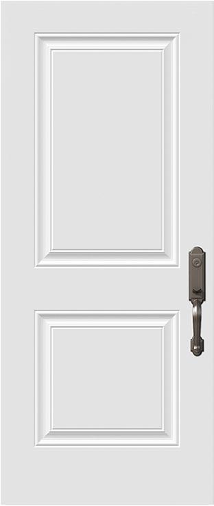 london steel door slab