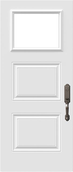 sydney cutout steel door slab