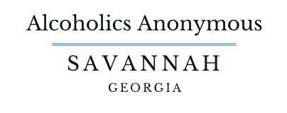 Savannah Alcoholics Anonymous