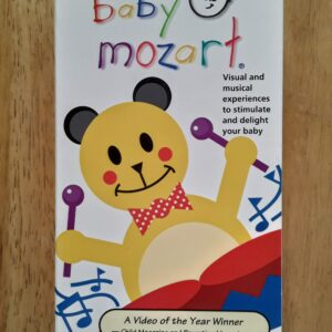 Baby Mozart VHS Tape
