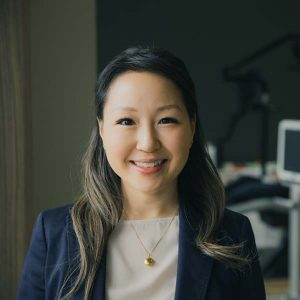 Dr Catherine Cho