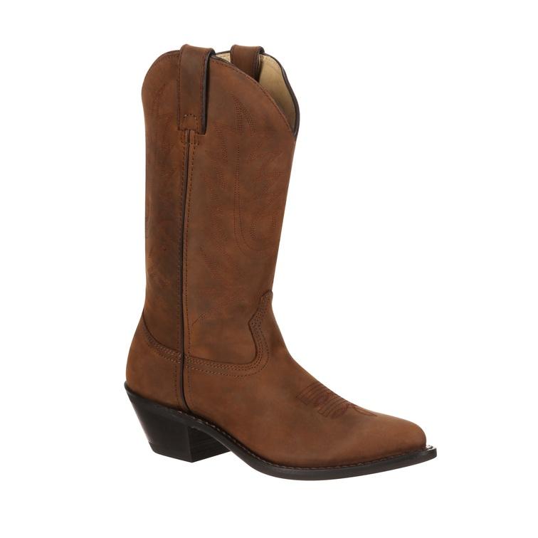 Durango Women's Tan Western Boot