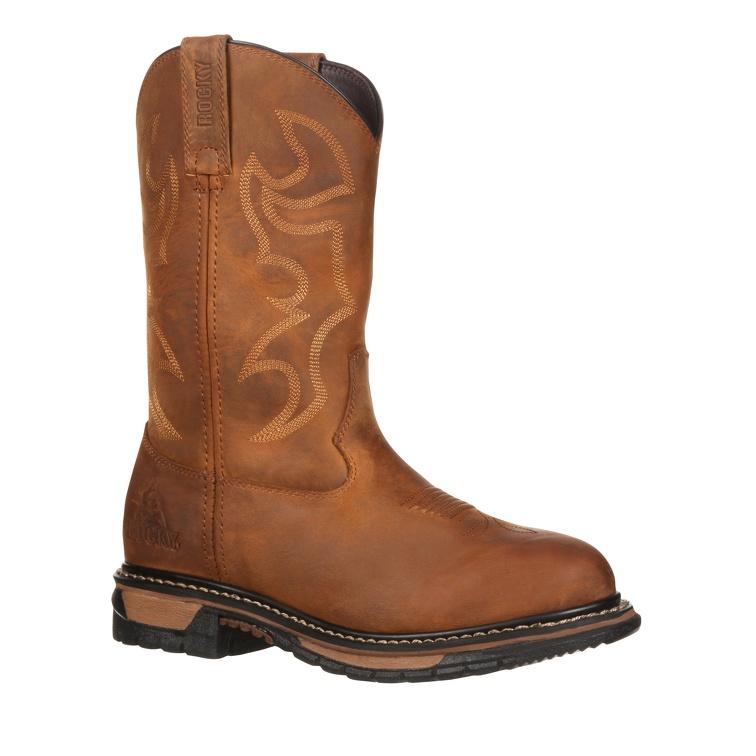 Rocky Women's Original Ride Waterproof Western Boot