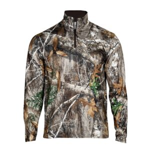 REALTREE EDGE CAMO FLEECE JUMPER