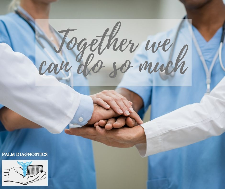 Together we can do so much