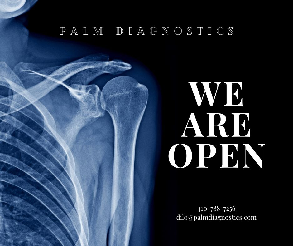 PD - we are open