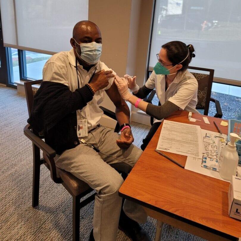 VP COVID Vaccine
