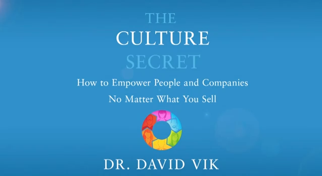 Introduction to The Culture Secret