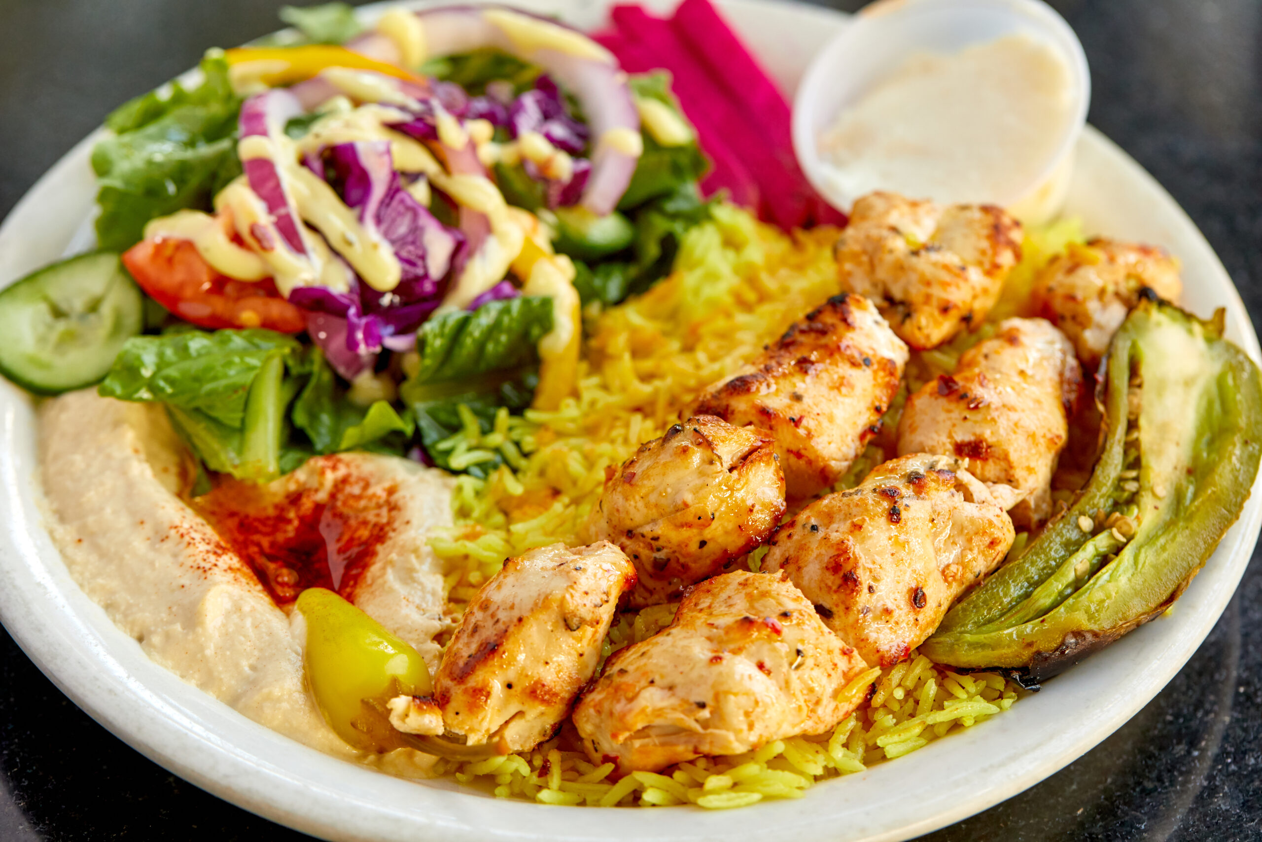 Med Fresh Grill - Chicken Kebob