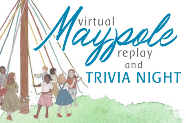 virtual maypole replay and trivia night