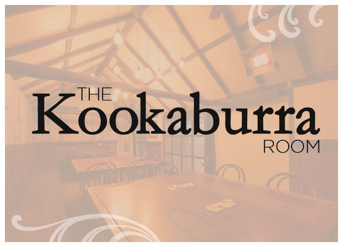 The Kookaburra Room