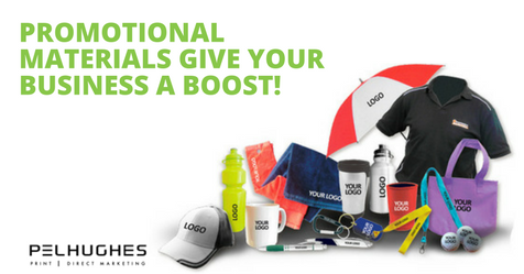 PROMOTIONAL MATERIALS GIVE YOUR BUSINESS A BOOST! _ PEL HUGHES print marketing new orleans