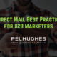 3 Direct Mail Best Practices for B2B Marketers - pel hughes print marketing new orleans la