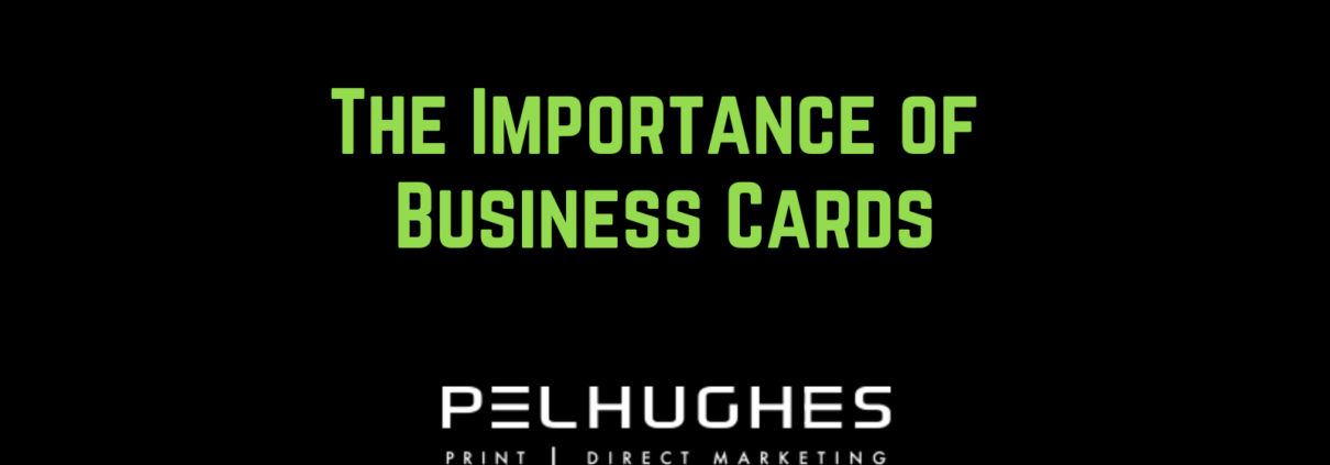 The Importance of Business Cards - pel hughes print marketing new orleans la