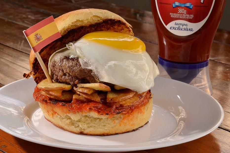 Rambla burger Frank and Charles