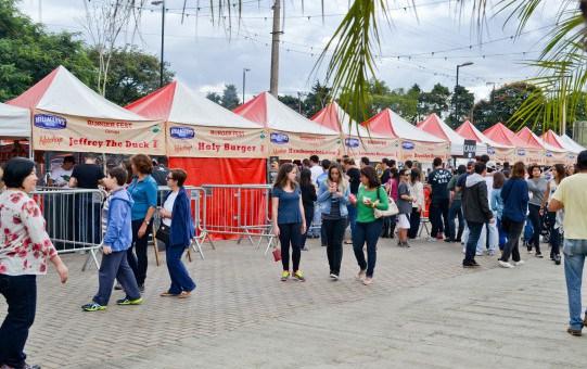 Burguer weekend - 7ª Edição do SP Burger Fest