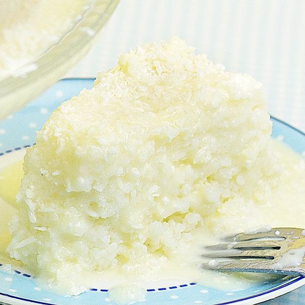 tapioca com leite condensado sem forno