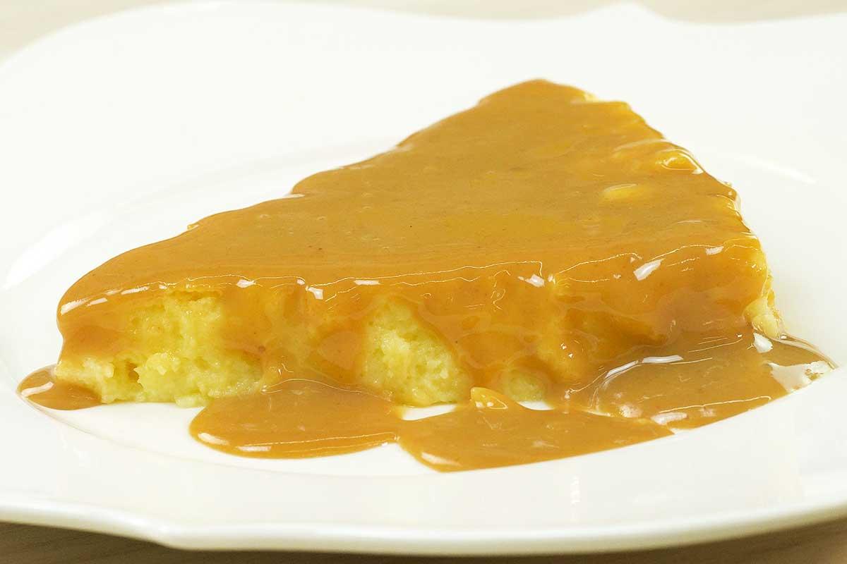 Bolo Cheesecake (3 ingredientes)