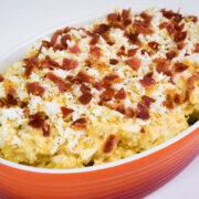 Salada de Maionese com Bacon