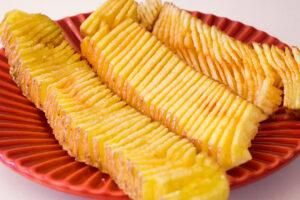 Batata Frita Sanfonada