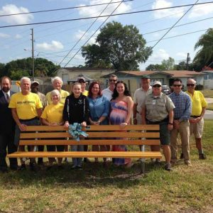 Donate to the Amenity Fund for the Friends of the Pinellas Trail