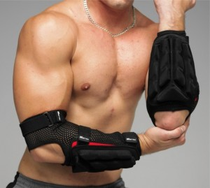 weighted arm sleeve