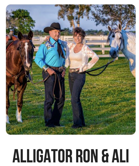 Alligator Ron & Ali