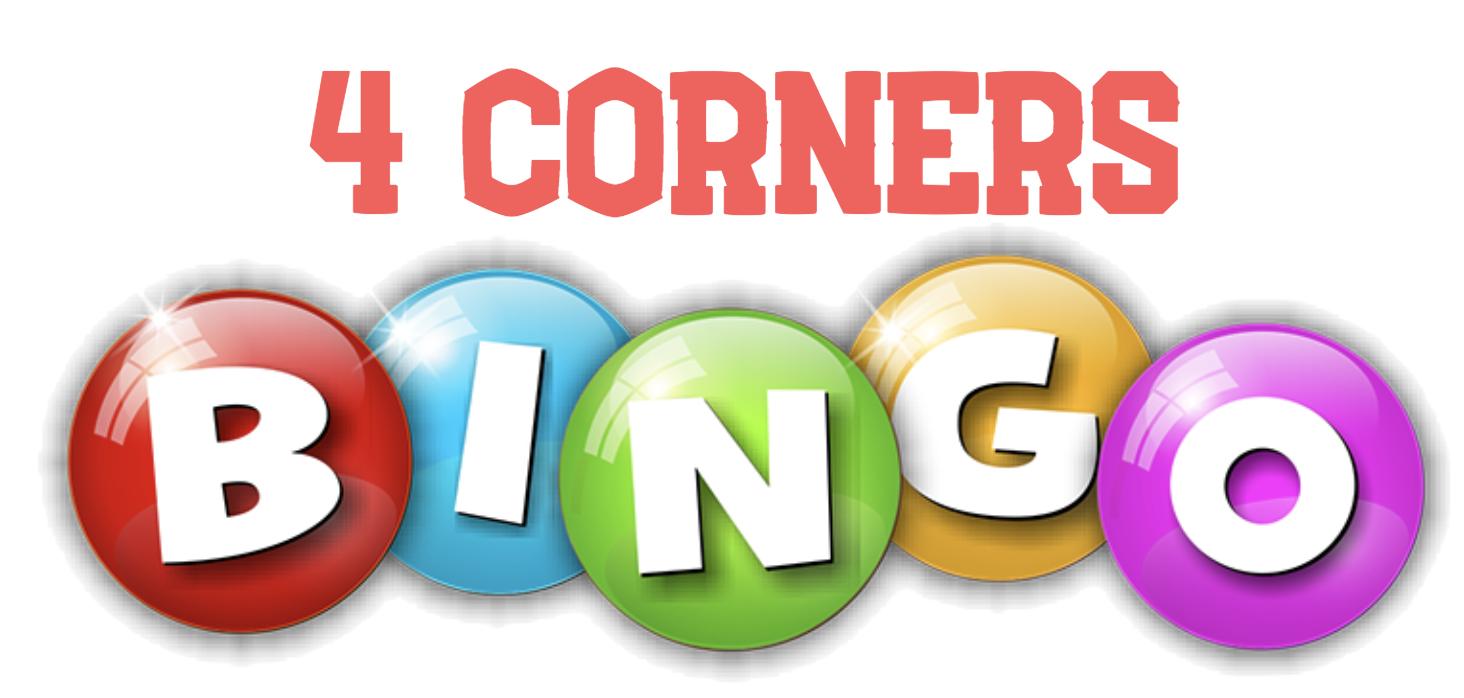 4 Corners Bingo