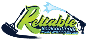 Reliable Sealcoating Logo