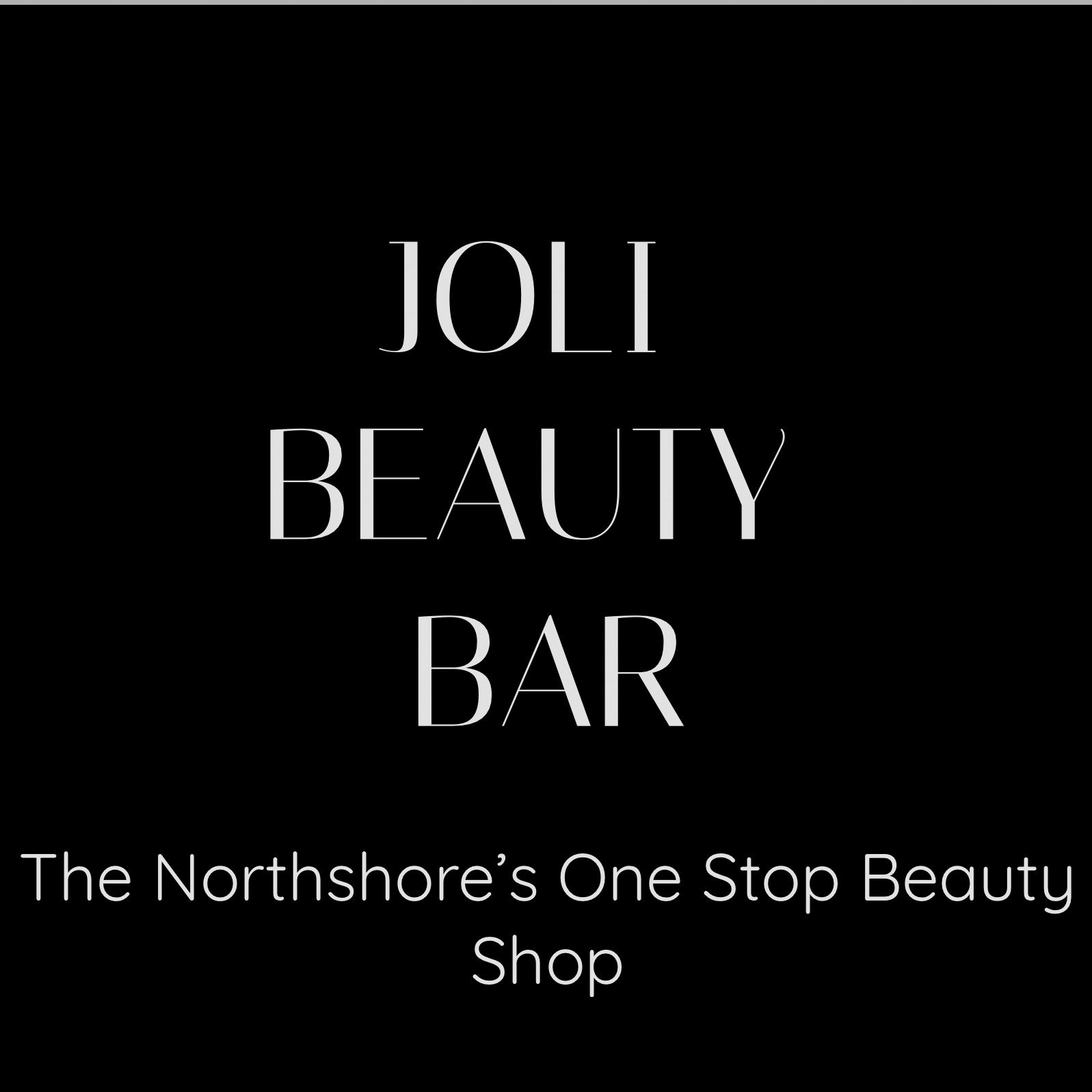 The JOLI Beauty Bar