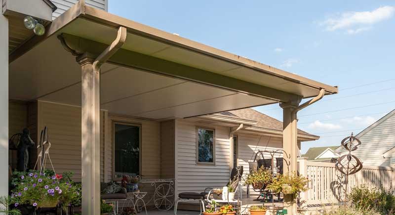 aluminum patio cover