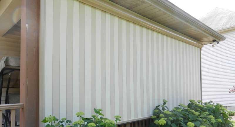 custom shade cloth for pergola