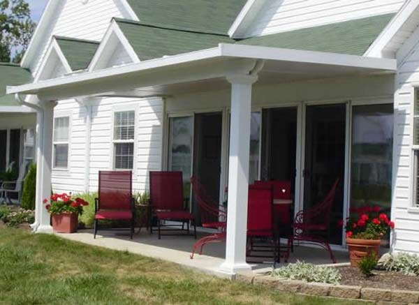 porch patio cover fort wayne