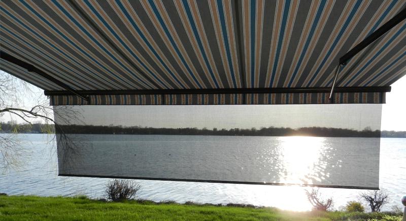 awning shade