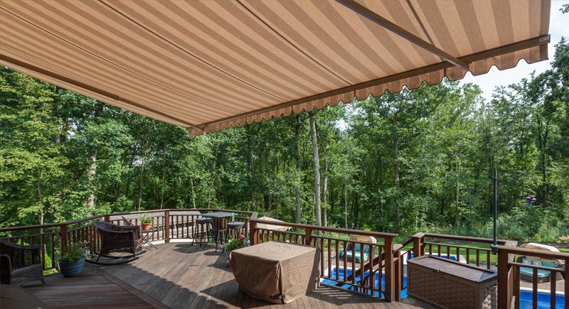 deck shade