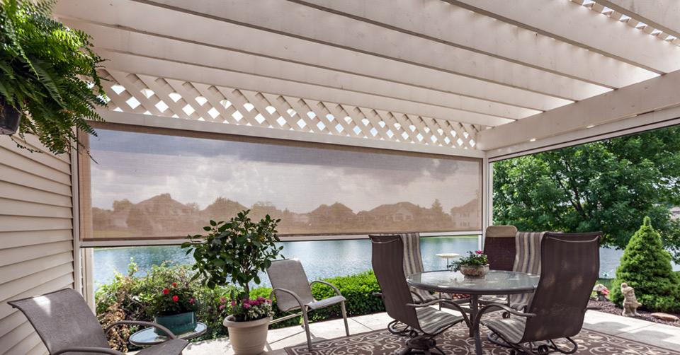 best lake home shade ideas