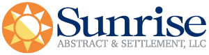 Sunrise Abstract & Settlement, LLC Logo
