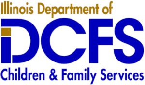 Illinois Deptartment of Children & Family Services logo