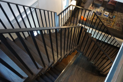 German Village Modern Designed Home -Staircase