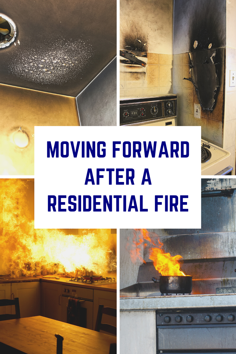 Residential Fire and importance of Soot Removal