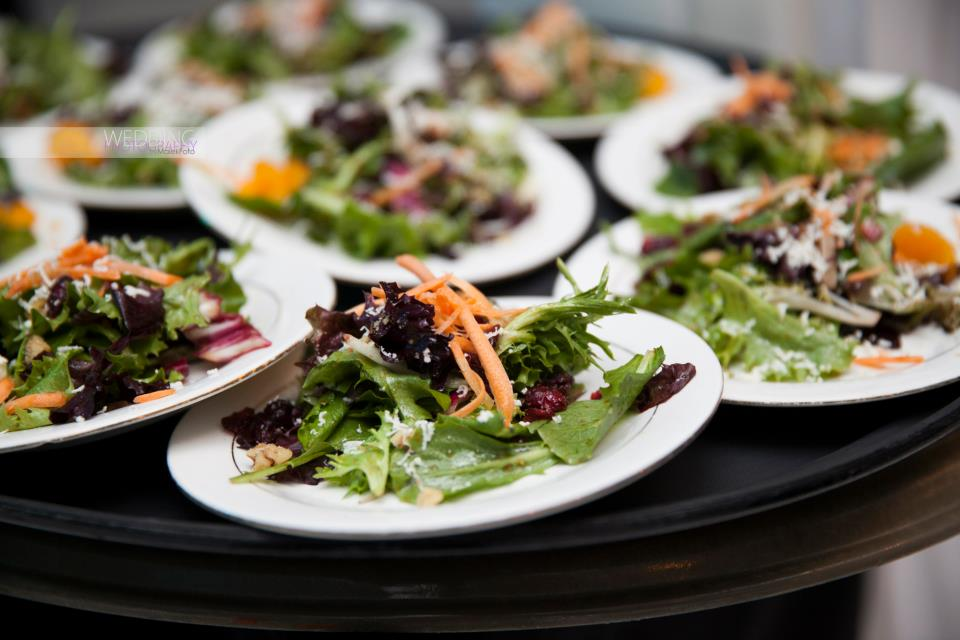 Exquisite In House Catering