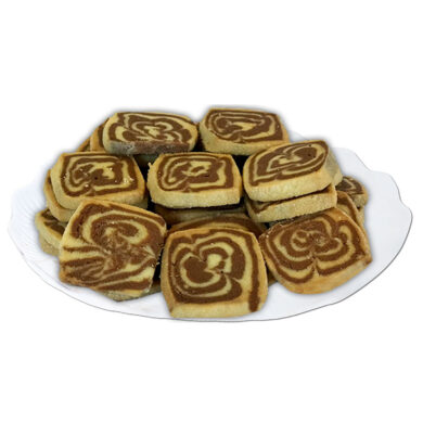 Marble Biscuit / الرخام بسکویت