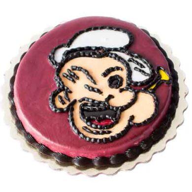 Popeyes Cake