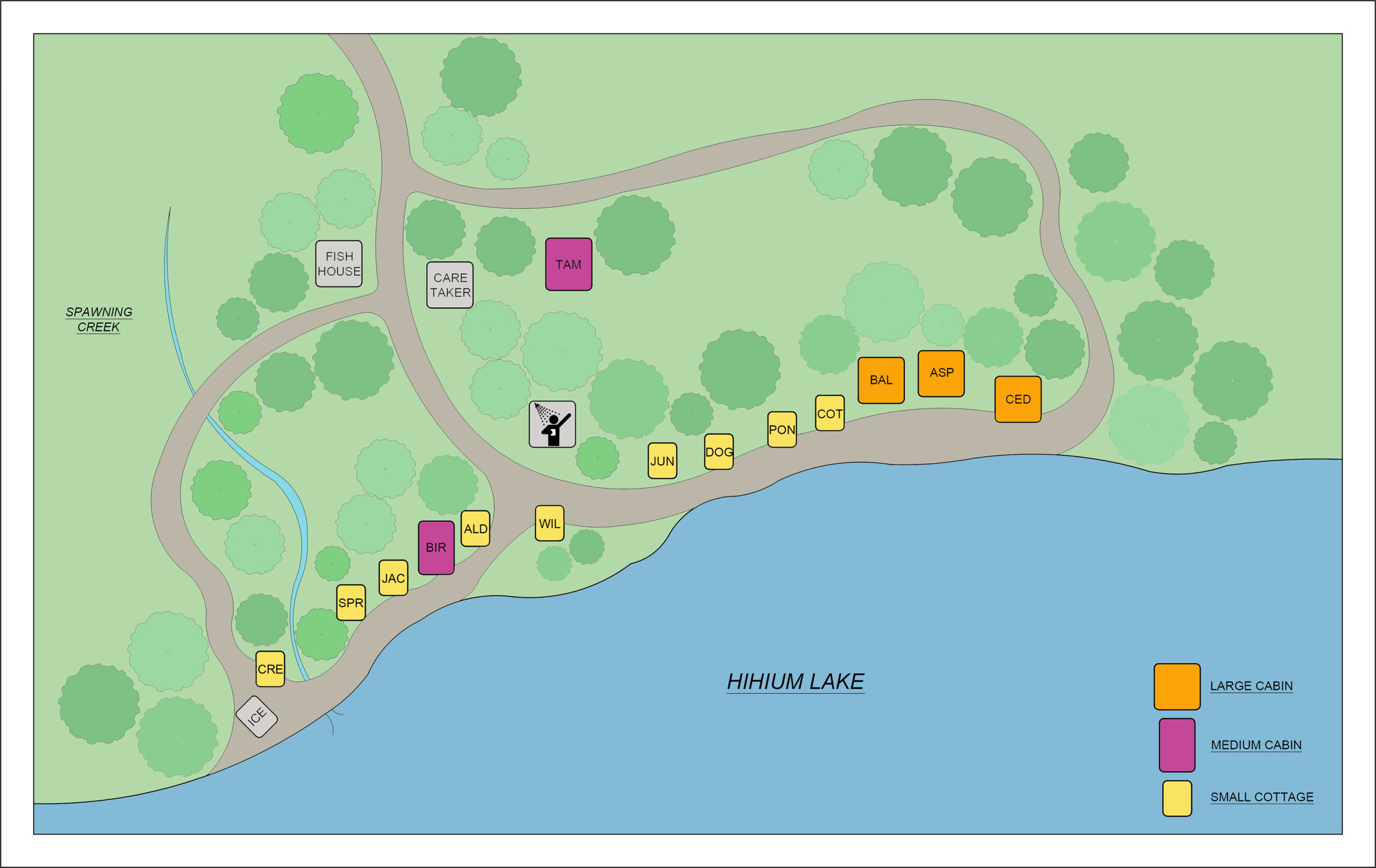 HiHium Map