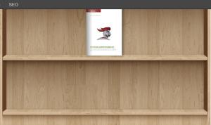 Embedded Book Shelf View