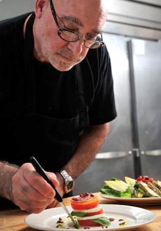 Chef Bill Andrews; Leon's, Barrington