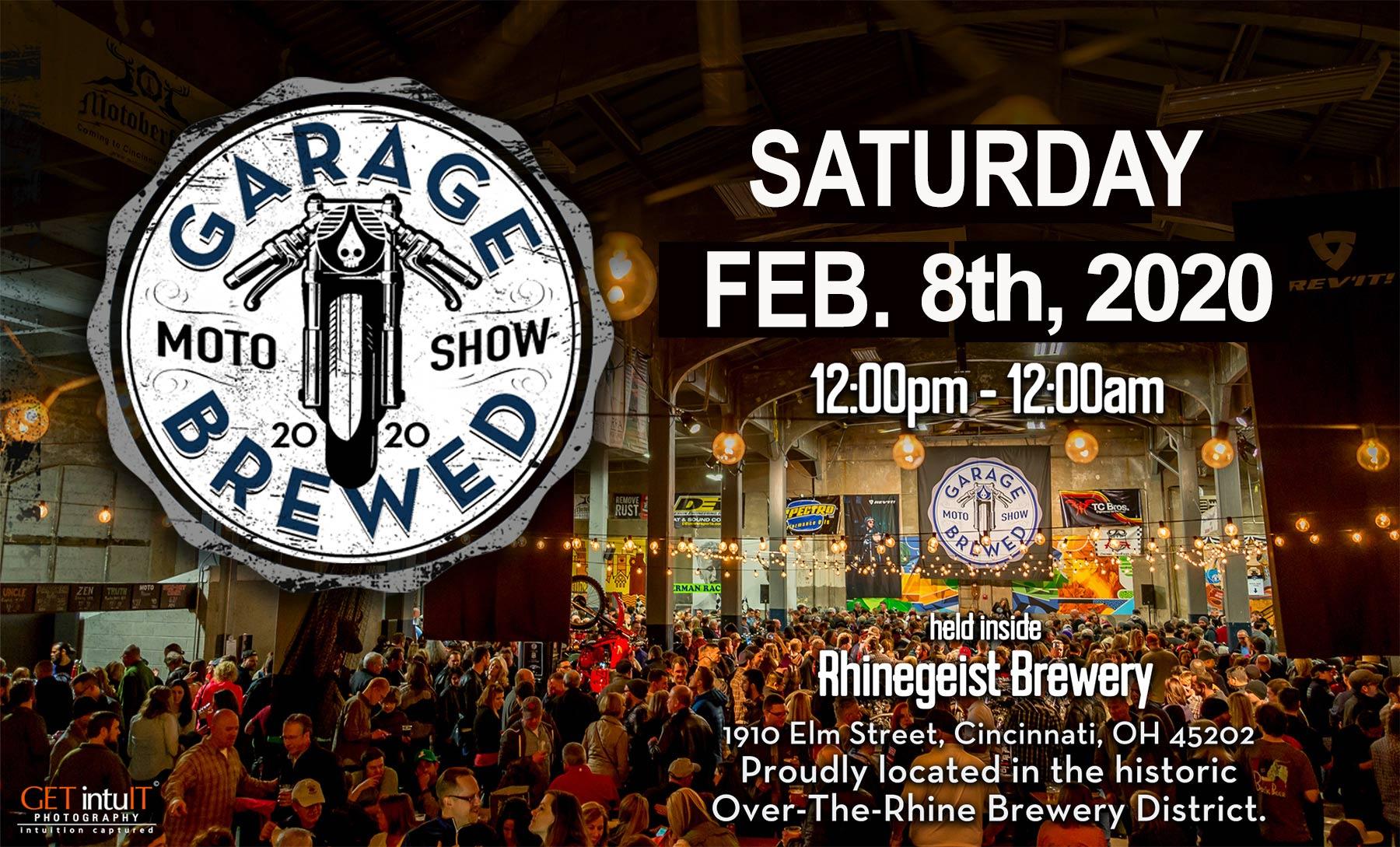 Saturday Feb 8th 2020
